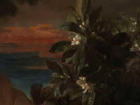 Antoine Forqueray. Première suite. La Bellmont - Nicolas de Largillière