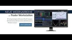 CapTrader - Grundlagen Trader Workstation TWS Teil 1/10