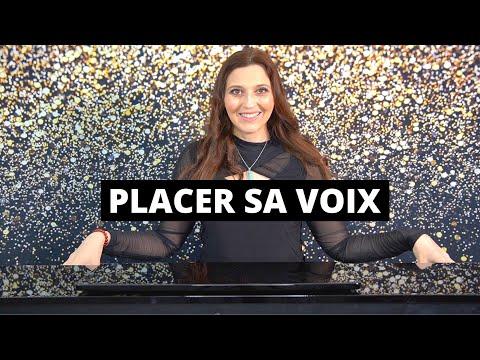 #coursdechant : Exercice pour améliorer sa voix / #1-Placer sa voix vers l'avant
