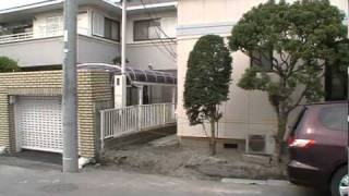 "Liquefaction(液状化現象) in Urayasu-City by ""Tōhoku Earthquake and Tsunami"""