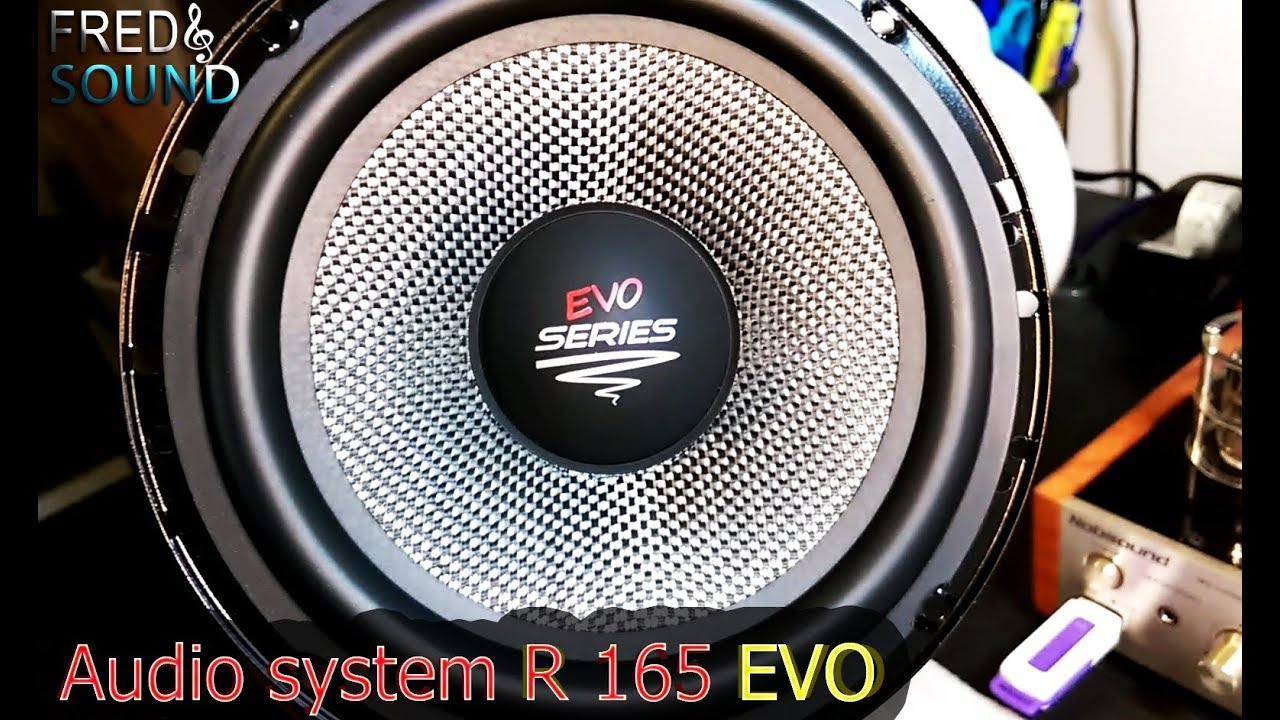 Audio System R 165 Evo Int Youtube