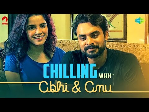 CHILLING WITH ABHI & ANU - Promo 1 |...