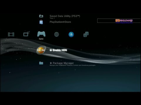 Repeat Install PS3 HEN V2 2 2 - HFW 4 84 by RNB GAME 216 - You2Repeat