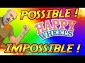 POSSIBLE OU IMPOSSIBLE ?! | Happy Wheels !