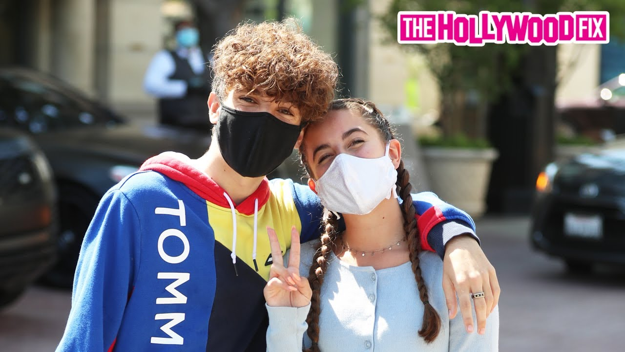 GiaNina Paolantonio & Nick Bencivengo Talk Dating Rumors, JoJo Siwa, Dancing, New Projects & More!