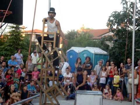Staranzano Buskers festival '12 - Circo Lya 5