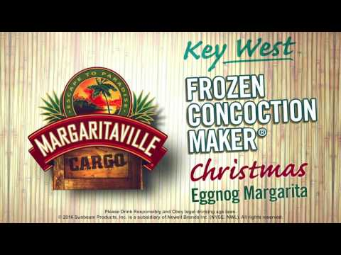 Margaritaville® Key West™ Frozen Concoction Maker® - Christmas Eggnog Margarita