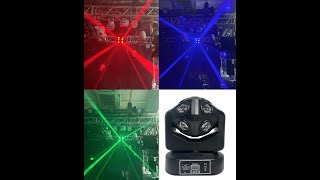 Clair Lighting LED Multi Galaxy Disco Ball/ Effects Light/ Disco Ball