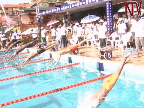 Uganda's swim team looks to bright future after winning CANA event