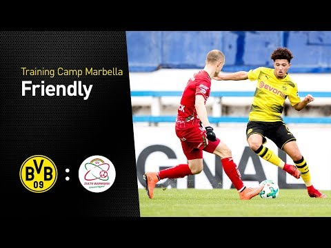 Borussia Dortmund - SV Zulte Waregem 3-2 | Highlights Friendly