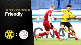 Borussia Dortmund - SV Zulte Waregem 3-2 | Highlights Friendly