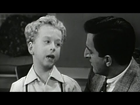 Make Room for Daddy, Season 2, Episode 1, 'Family Troubles' 1954