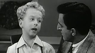 Make Room for Daddy, Season 2, Episode 1, 'Family Troubles' (1954)