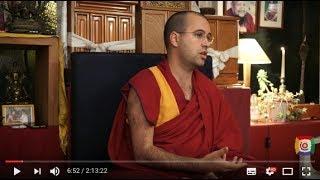 Ensinamentos de Lama Michel Rinpoche no Vida de Clara Luz