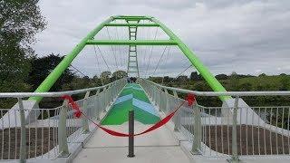 Perry Bridge Opening
