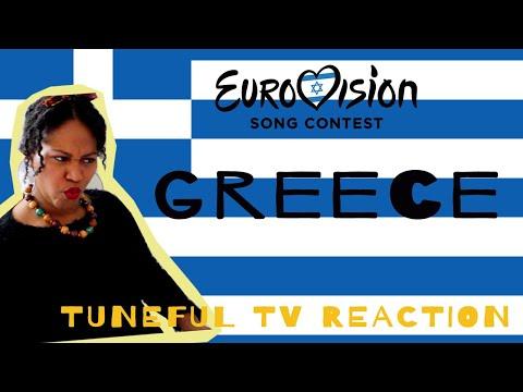 EUROVISION 2019 - GREECE - TUNEFUL TV REACTION & REVIEW