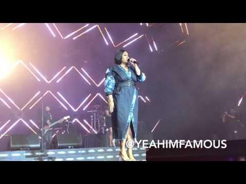 Jazmine Sullivan Live at 2017 Essence Festival ( Full Show )