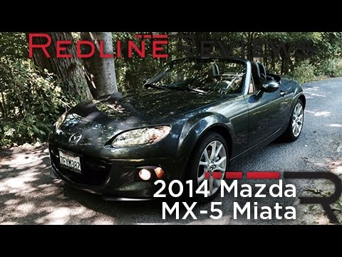 2014 Mazda MX 5 Miata U2013 Redline: Review   YouTube