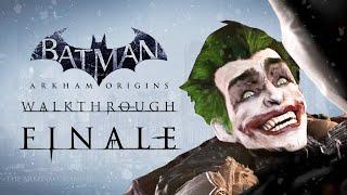 Batman: Arkham Origins –  Xbox One Walkthrough – Finale