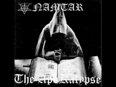 Namtar - Matanbuchus Reign (1999) (Underground Black Metal France)