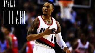 Damian lillard - i'm in the zone - nba mix hd