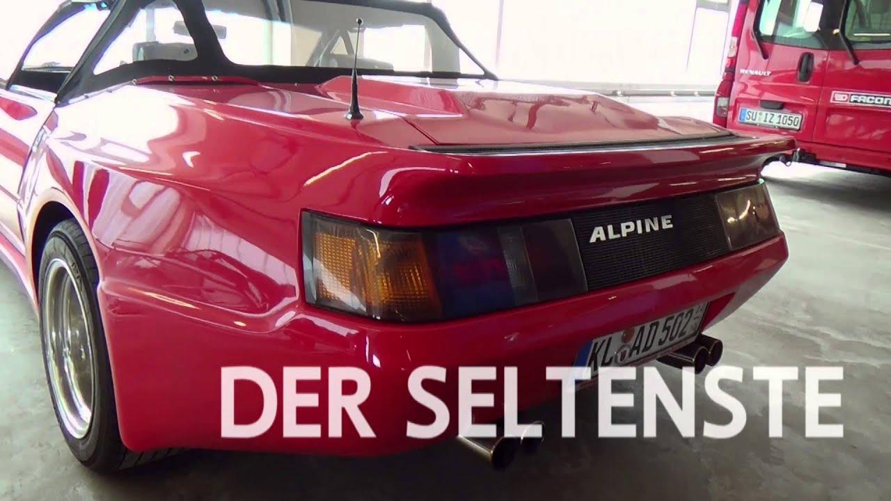 Renault Alpine Treffen 2013 - SUPERLATIVEN