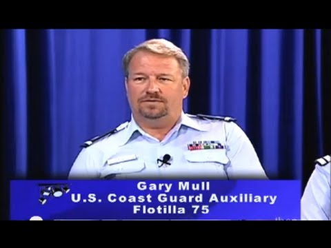 Spotlight On Government: Flotilla 75, United States Coast Guard Auxiliary