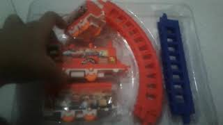 Boys toy review presents cars 3 toy train gauge electrc train set part 1