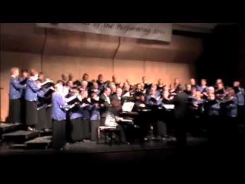 I am in need of music by Powell River Chorus 2011