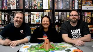 Review of Jurassic World Volcano Escape by Cardinal Games