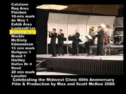 Novos Radio/TV: Midwest Clinic Video 2001
