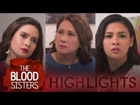 The Blood Sisters: Rosemarie confronts Agatha and Andrea |  EP 52