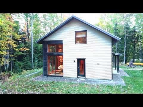 Maison écologique Sutton (Québec) #2