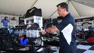 350 Horsepower Yamaha SVHO Engine with RIVA's Dave Bamdas