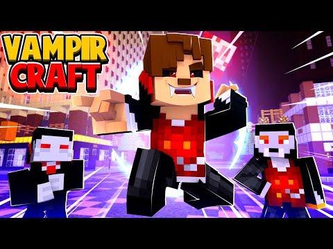 GİZLİ VAMPİR ODASINI BULDUK ! - Minecraft