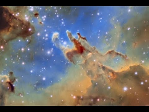 The Eagle Nebula Captured