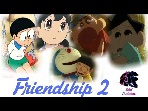 Shinchan & Doremon | Friendship 2 | Sad Song.