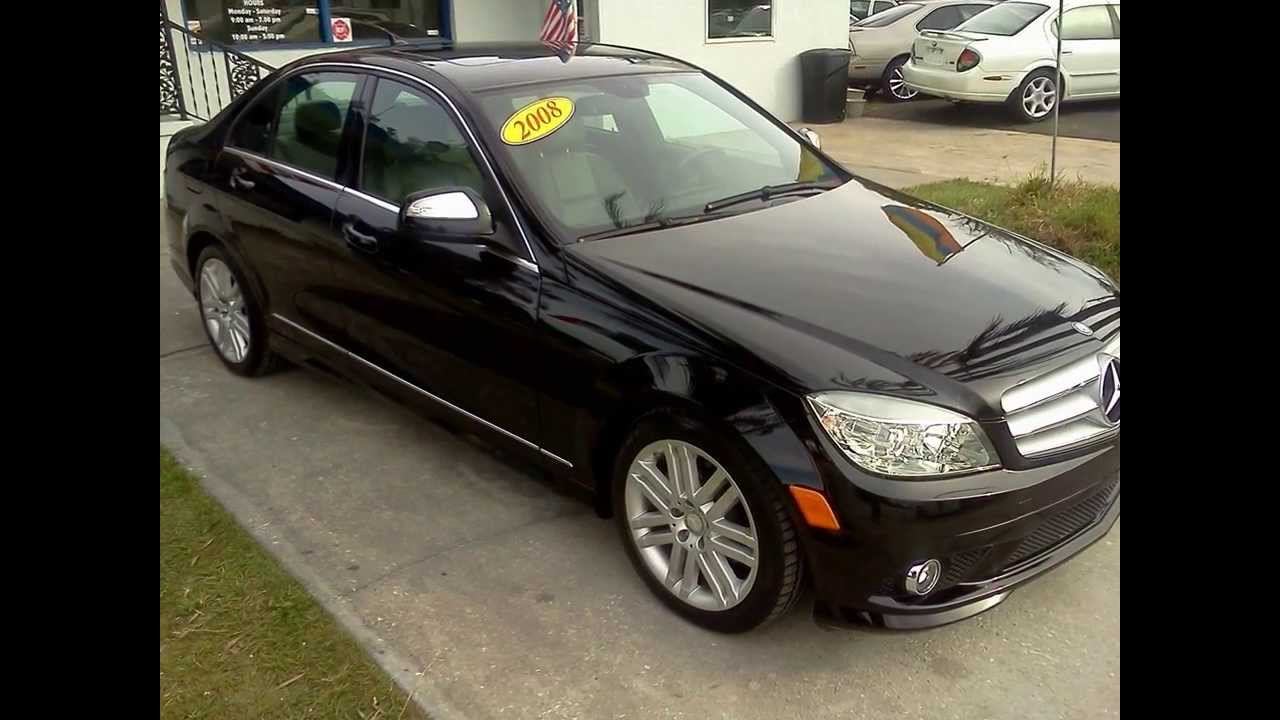 2008 mercedes benz c 330 black auto beautiful take ForMercedes Benz C 330