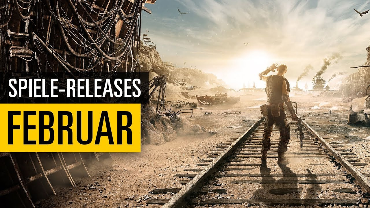 Spiele Releases 2019
