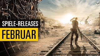 Spiele-Releases im Februar 2019  | Für PC, PS4, Xbox One und Nintendo Switch