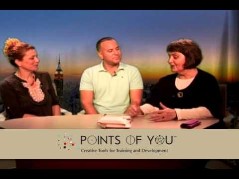 Yaron Golan and Efrat Shani | POINTS OF YOU® | Interview