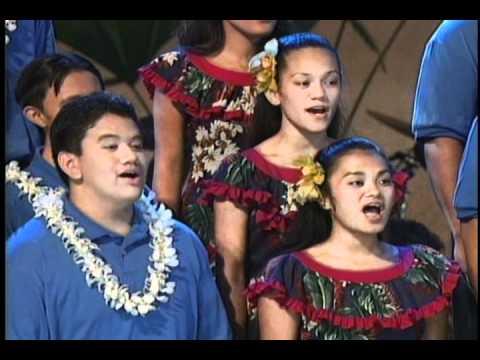 Kamehameha Schools Concert Glee Club (Hawai'i: Songs of Aloha)