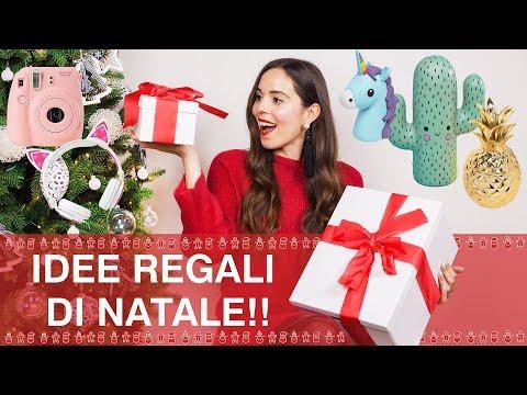 Regali di Natale: i migliori regali ECONOMICI di Natale!   #IreneSClosetXmas Natale 2017