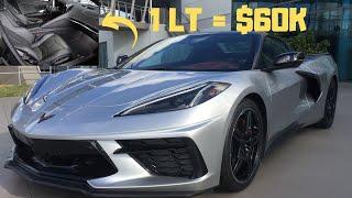 2020 Corvette C8: What Does $60,000 Get You? *Mid Engine Corvette*