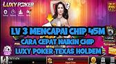 Luxy Poker Hack Level 9 2020 Youtube