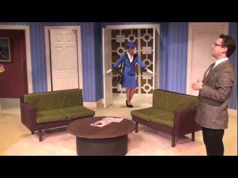 BOEING-BOEING Lands at Springfield Contemporary Theatre