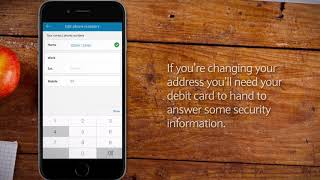 How to change your personal details | Barclays Mobile Banking app