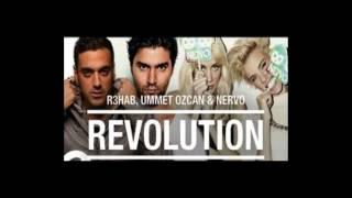 NERVO Ft. R3hab & Ummet Ozcan - Revolution - (Studio Acapella)