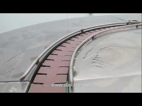Пластинчатый конвейер видео фольксваген т5 ремонт мкпп транспортер