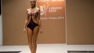 Показ купальников и нижнего белья Anabel Arto осень 2014 ♥ Дефиле в купальниках ♥ Сексуальные модели